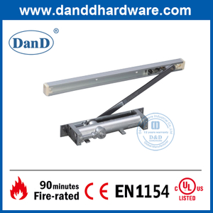 Aluminium Spring Concealed Sliding Hydraulic Door Closer-DDDC009