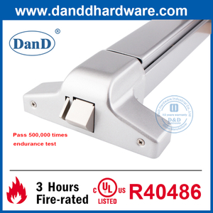 UL Listed ANSI Stainless Steel Fire Exit Rim Panic Device-DDPD003