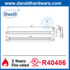UL Listed ANSI Stainless Steel Fire Rated Panic Door Bar-DDPD006