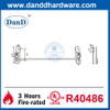 Stainless Steel 304 Cross Bar Panic Exit Device for Emergency Door-DDPD010