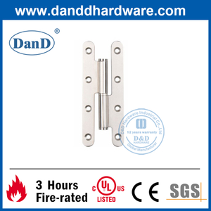 China Factory Stainless Steel 316 Lift-off Round Corner Door Higne- DDSS019-B