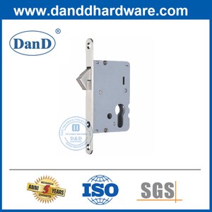 High Security European Style SS304 Hook Bolt Lock for Sliding Door-DDML031
