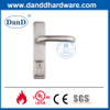 Stainless Steel 304 Fire Emergency Door Escutcheon Lever Trim-DDPD015