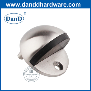 Stainless Steel Hemisphere Door Stopper for Wooden Door-DDDS001