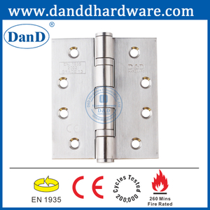 Best CE Grade 316 Ball Bearing Butt Fitting Door Hinge for Front Door-DDSS001-CE -4X3.5X3