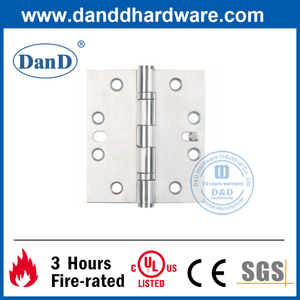 Stainless Steel 316 Ball Bearing Single Security Hinge for External Door- DDSS015-B