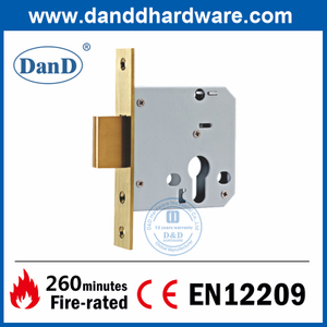 Best Solid SS304 Cylinder Deadbolt Lock Body for Storeroom Door-DDML029