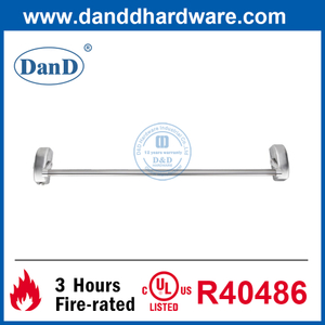 Stainless Steel 304 Commercial Door Press Type Panic Push Bar-DDPD021